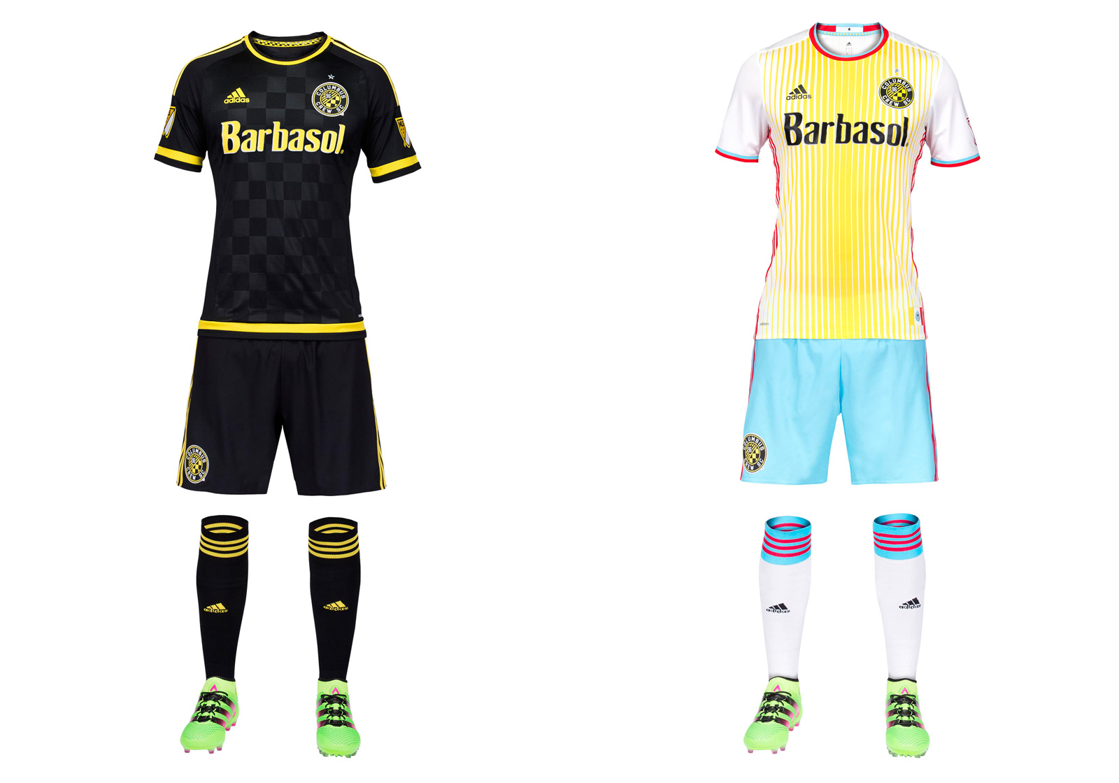 "Once known as ""America's Hardest Working Team,"" Crew SC is trying too hard. For 17 years, Columbus was the only club in MLS, and one of the few in the world, to wear all-yellow. It was immediately recognizable, looked great on the field and was a genuine brand. Now it's gone, replaced as the primary by last year's away set. Mono-black is more closely associated with D.C. United. The new secondary is a shock to the system. Designed to reflect the yellow, white and red city flag, it's certainly distinctive. Clubs are welcome to take chances with their away kits, but only if the overall brand holds steady."